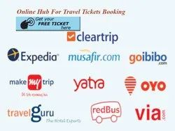 All Types Of Online Tickets Bookings