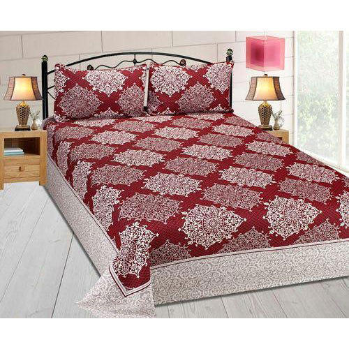 Cotton Heavy Bed Sheet