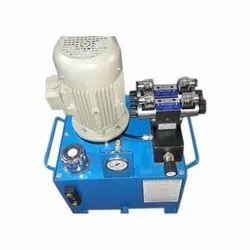 Mild Steel Hydraulic AC Power Pack