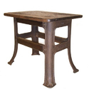 Office Desk Industrial Table Furniture