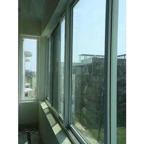 Commercial UPVC Combinations Window