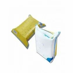 Global Packaging Peel & Seal Tamper Proof Security Bag, For Courier, Thickness: 50 Microns