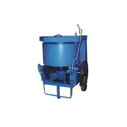 56-lts Motorized Laboratory Pan Mixer