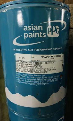 Aluminium Asian Apcotherm Heat Resistant Finish Paint Rs 450 Litre Id 10719497548