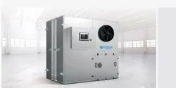 Sludge low temperature drying solution