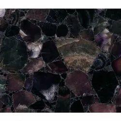 Amethyst Quartz Marble