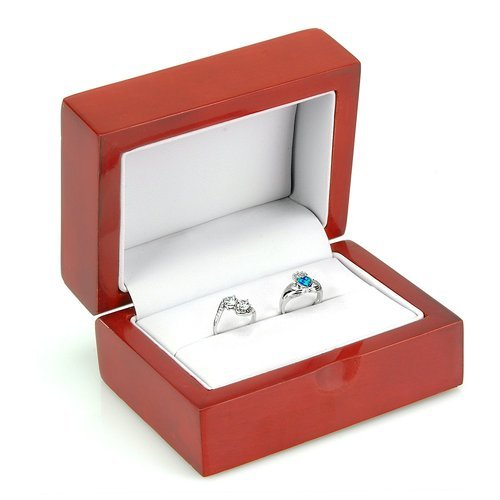 Red Plastic Jewelry Box Rs 35 Piece Nsn Handicrafts Exports