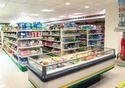 Super Market Retail Display Rack