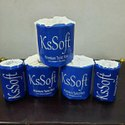 Toilet roll tissue paper 350 pulls