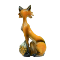 Fox Mate Touch Showpiece