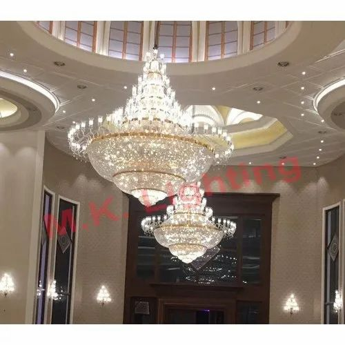 Tradional Crystal Chandelier for Hotel