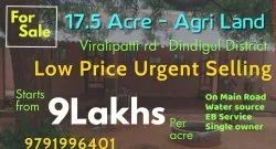 Agriculture Land - DINDIGUL