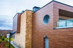 EXTERIO Wooden HPL Sheets, For Exterior, Thickness: 4-6 Mm