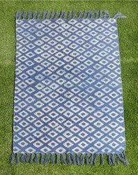 Hand Block Printed Rugs & Carpet