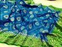 Banarasi Silk Chiniya Sarees