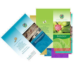 Multicolor Pamphlet Printing