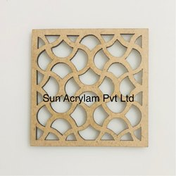 MDF CNC Laser Cutting Services