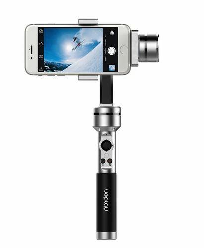 Silver Smartphone Camera Gimbal Uoplay