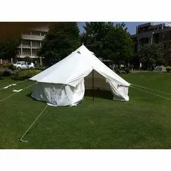 4m Dia Polyester Bell Tent