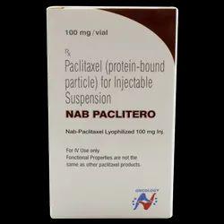 NAB Paclitero Paclitaxel 100mg Injection