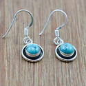 Silver 925 Gemstone Sets Turquoise Stone Jewelry
