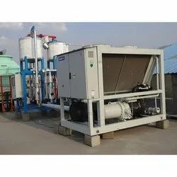 Fully Automatic Air Cooled Chiller Plant