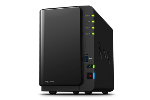 SYNOLOGY DS216 II