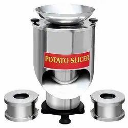 Potato Wafer Machine
