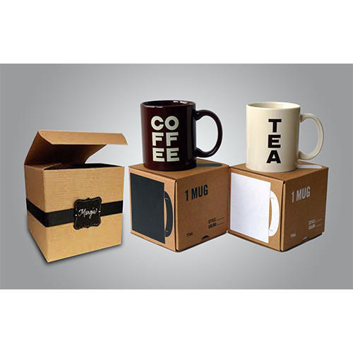 Coffee Mug Packaging Box