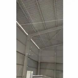 White Industrial Safety Net