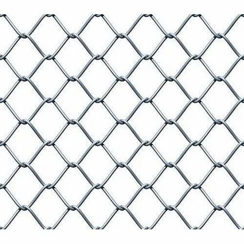 Chainlink Fence - Link Fence Wholesale Trader from Greater Noida