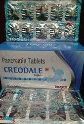 Pancreatin 360 Lipase 25000 USP Amylase 18000 USP Protease 1000 USP Tablets