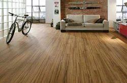 Solar Brite PVC Flooring Service, Minimum Area: 100 Sq Ft