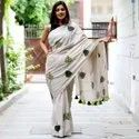 Bengalori Silk Saree