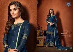 Sarara Style Salwar Suits
