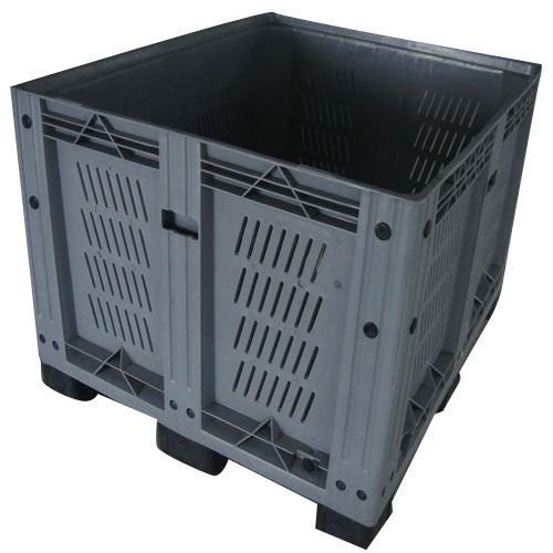 Industrial Plastic Pallet Box