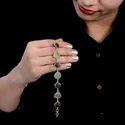 Bezel Gemstone Women Handmade Bracelet