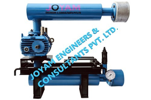 Roots Blower - Twin Lobe Roots Blower Manufacturer from Ahmedabad