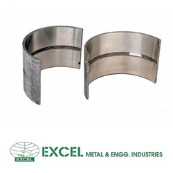 Half Shell Bearings & Bushes Steel Backed