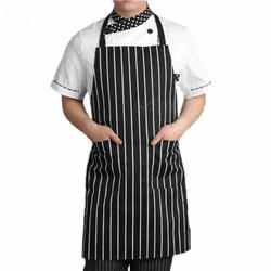 Cotton Hotel Apron, for Kitchen