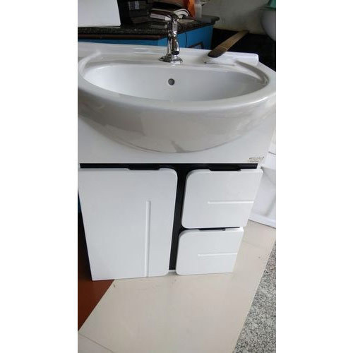 Counter Top Wash Basin Cabinet