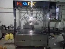 Automatic Edible Mustard Oil Filling Machine