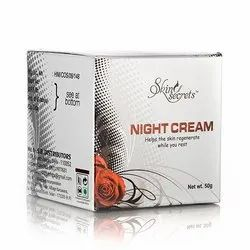Skin Secret Night Cream, Packaging Size: 50 Gm, for Personal