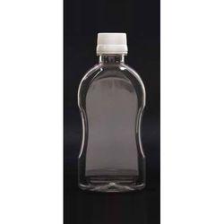 250ml Pet Shalina Bottle with 28mm Pp Cap