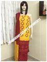Bandhani Dress Material Suit