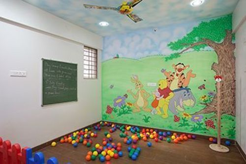 Nursery School Interior Designing Services