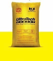 UltraTech PPC Cement, 43 Grade, 50 kg
