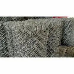 Heavy Zinc Coated Chainlink Fencing