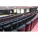 Blue Auditorium Chairs