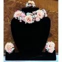 Artificial Floral Jewellery-004